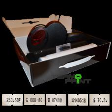 Этикет-пистолет Smart 2112-8 Plus, 21х12 (однострочный)