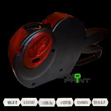 Этикет-пистолет Smart 2612-8, 26х12 (однострочный)