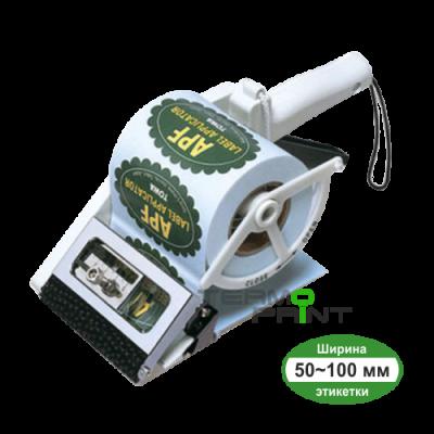 Аппликатор этикетки APF-100 (фигурная эт-ка)