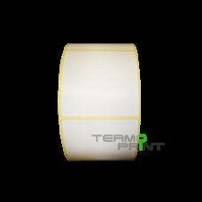 Термоэтикетка ЭКО 28х28 мм квадратная (2000 шт.)
