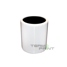 Полимерная этикетка (полипропилен) 20х25 мм прямоугольная (2000 шт.)
