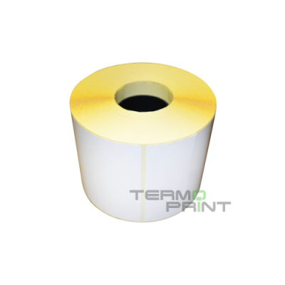 Термоэтикетка ЭКО 100х70 мм прямоугольная (1000 шт.)