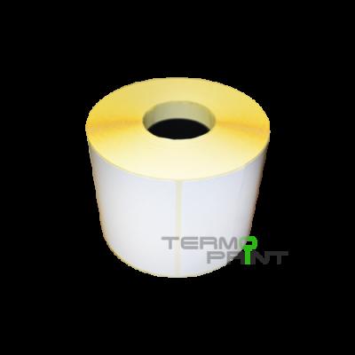 Термоэтикетка ТОП 30х55 мм прямоугольная (1000 шт.)