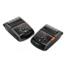 Мобильный принтер этикетки и чеков BIXOLON SPP-R200IIIBK (USB, Bluetooth)