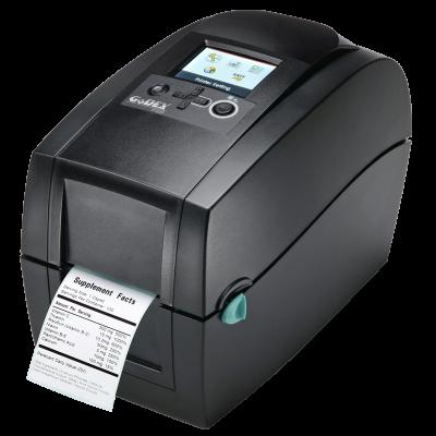 Принтер этикетки GoDex RT-200i (USB, RS232, Ethernet, USB Host)