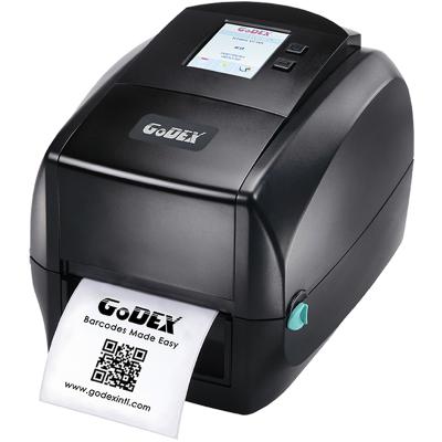 Принтер этикетки GoDex RT-863i (USB, RS-232, Ethernet)
