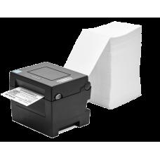Принтер этикетки с автообрезчиком BIXOLON SLP-DL410CG (USB)