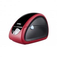 Принтер этикетки и чеков HPRT LPQ80 (USB, RS-232, RJ-25) Красно - черный