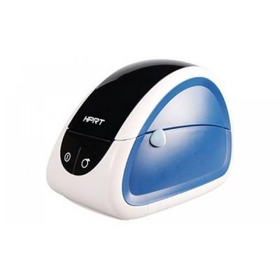 Принтер этикетки и чеков HPRT LPQ80 (USB, RS-232) Бело - синий