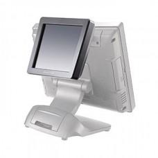 """Дополнительный POS-монитор 15"""" GEOS АM1501 (USB, VGA), touch pad"""