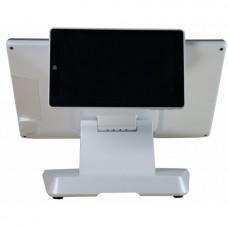 "POS-терминал 14"" WINTEC Anypos 50 (USB, RS-232, Ethernet, MicroSD), touch pad + доп. монитор 8"""