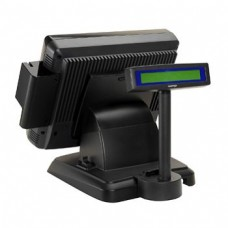 "POS-терминал 17"" POSIFLEX KS-7217Z (USB, RS-232, Ethernet, D-Sub), touch pad"