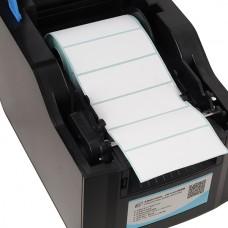Принтер этикетки и чеков XPRINTER XP-370BМ (USB, RS-232, RJ-45, Ethernet)