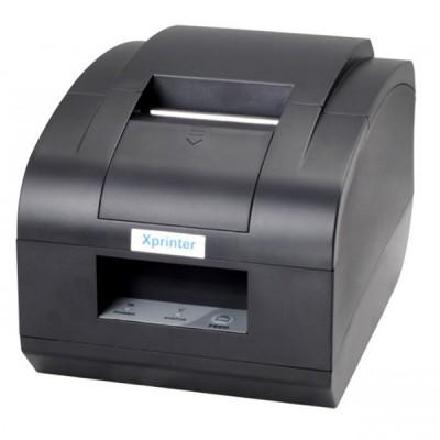 Принтер чеков XPRINTER XP-T58NC (USB, RJ11)
