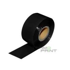 Риббон горячего тиснения Standart 25 мм х 122 м черный