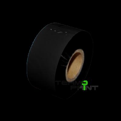 Риббон горячего тиснения Premium 50 мм х 122 м черный