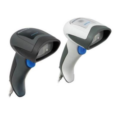 2D сканер штрих-кода Datalogic QD2400 QuickScan (USB / PS/2 / RS-232) + подставка