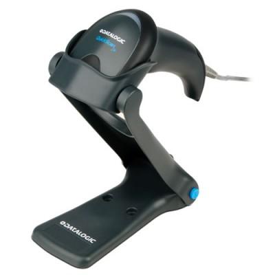 Сканер штрих-кода Datalogic QuickScan Lite QW2100 (USB) + подставка